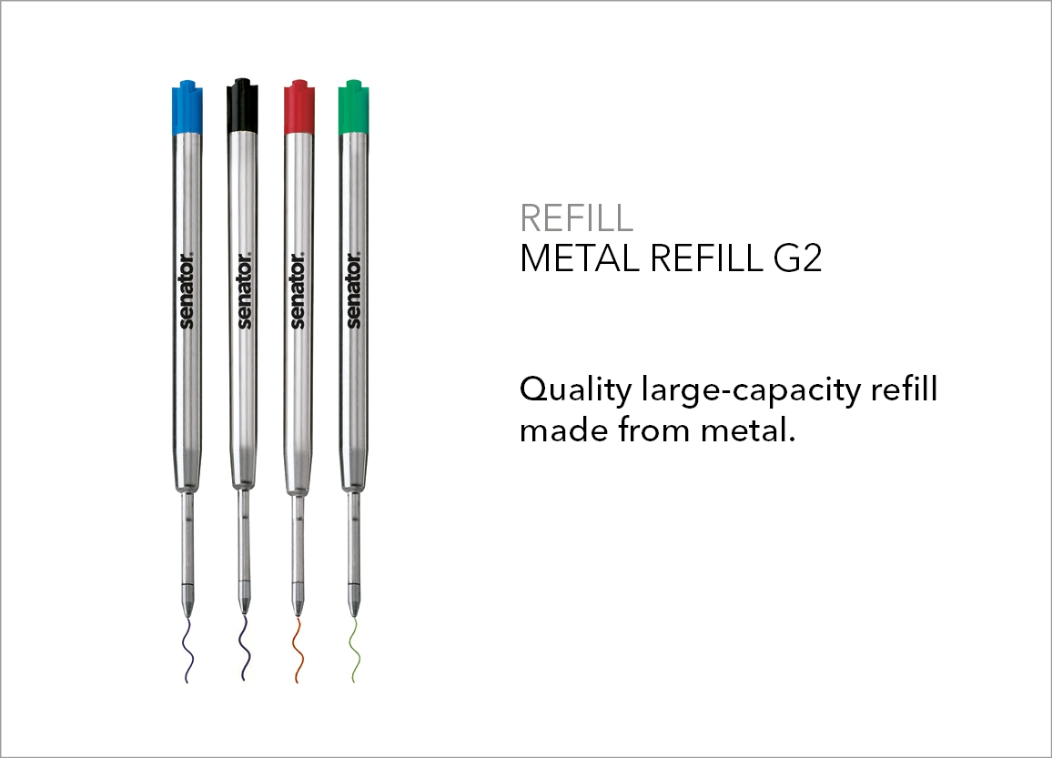 Metal Refill G2