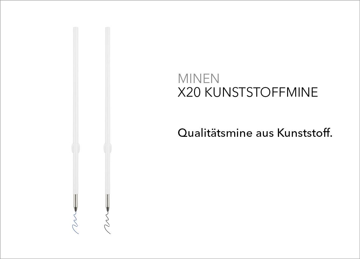 X20 Kunststoffmine