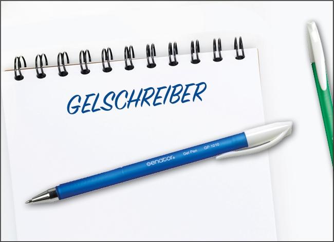 Gelschreiber