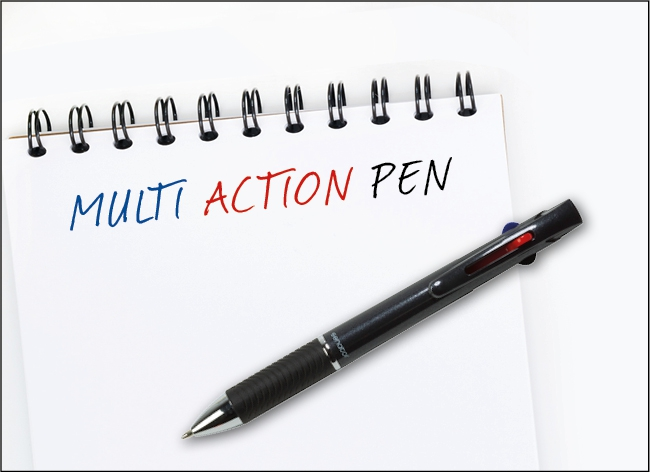 Multi Action Pen