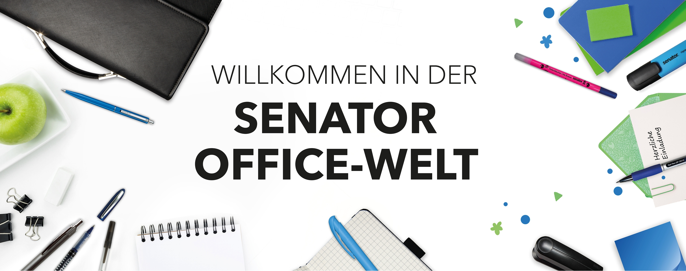 Senator Office Welt