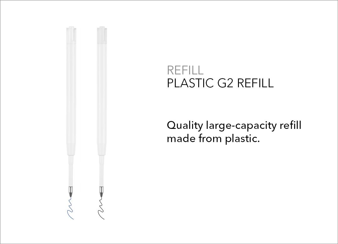 Plastic G2 Refill