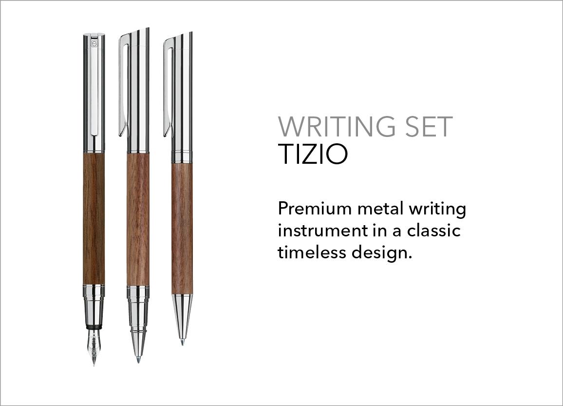 Tizio writing set